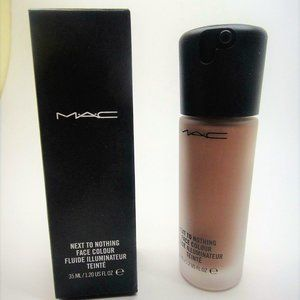 "Last One! NIB MAC ""DARK PLUS"" foundation"